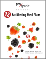 12 Day Fat Blast Meal Plan